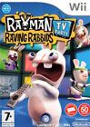 Rayman Raving Rabbids: TV Party (Nintendo Wii, 2008)