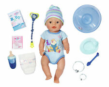 Zapf Creation Baby Born Interactive Boy 820012