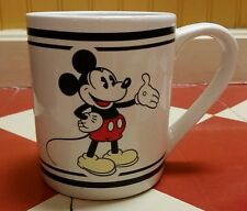 Mickey mouse coffee mug Walt Disney cup Donald Duck Goofy Minnie Gibson company!