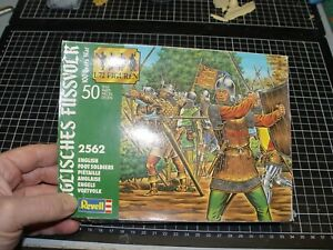 1/72 Revell English Fusiliers toy soldiers scale model wargaming miniatures