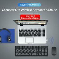 ORICO Mini Wireless USB Bluetooth Dongle Adapter 5.0 Computer Desktop L3H0