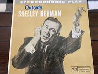 Outside Shelley Berman - Shelley Berman - Verve Records – MG VS-615007 - Vinyl