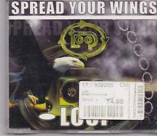 Loop-Spread Your Wings cd maxi single 5 tracks eurodance holland