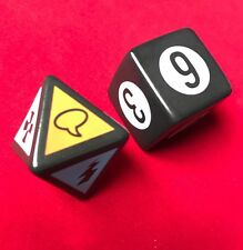 Disney Channel SceneIt? First Edition Game  Replacement Dice ONLY