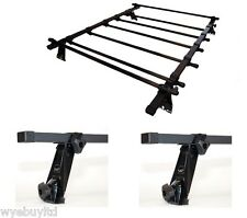 Roof bars/roof deck for a 3 door Lada Niva 4x4 year 1976 to 1999 box substitue