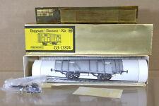 PERL MODELL G3 13874 HO SCALE BRASS SJ BYGGSATS Güterwagen GOODS WAGON KIT ng