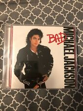 Bad by Michael Jackson (CD, Sep-1987/2014 Epic)