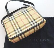 Bolso bag BURBERRY Autentico Clutch NovaCheck hombro bandolera OriginalPerfecto