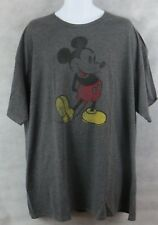 Disney MICKEY MOUSE Mens 3XL T-Shirt Tee Distressed Classic Vintage Licensed