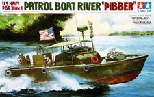 """Tamiya 35150 1/35 Military Model Kit U.S PBR31 MKII Patrol Boat Riverine""""Pibber"""""""