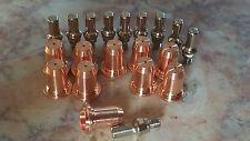 20 x PT60 PT40 iPT-60 iPT-40 Plasma Torch Drag Nozzles + Electrodes US FAST SHIP