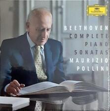 Ludwig van Beethoven Maurizio Pollini Complete Piano Sonatas ( 8 Cd ) Sealed