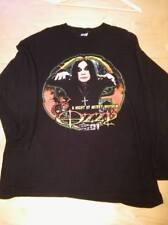ozzy osbourne 2001 used excellent condition size xxl , black sabbath ,rob zombie