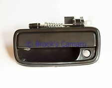 95-04 TOYOTA TACOMA LH L DRIVER SIDE SMOOTH OUTSIDE FRONT DOOR HANDLE BLACK NEW