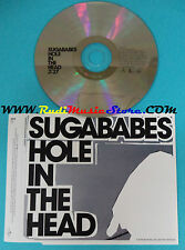 CD Singolo Sugababes Hole In The Head SUGACD6 UK 2003 PROMO(S23)