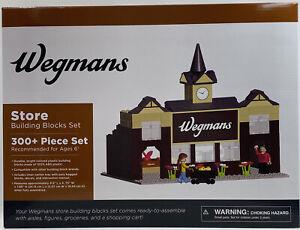Wegmans Supermarket Store Building Blocks Set First Gear Toys Rochester NY 2020