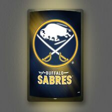 Buffalo Sabres NHL Licensed MotiGlow™ Light Up Sign - Free USA shipping!