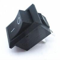10 Pcs Lot 2 Pin 12V Car Boat Round Dot Light ON/OFF Rocker Toggle Switch Tool