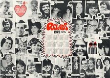 Osmonds The Official Fan Club Calendar 1975