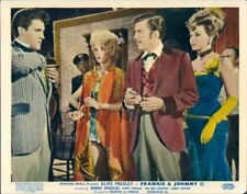 ELVIS PRESLEY DONNA DOUGLAS FRANKIE AND JOHNNY LOBBY