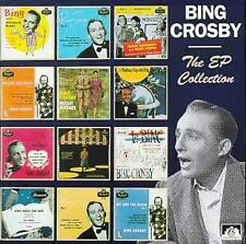 BING CROSBY - The EP Collection - 1992 See For Miles CD - BOB HOPE, PEGGY LEE