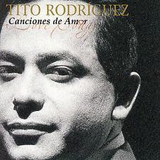 Rodriguez, Tito : Canciones De Amor CD