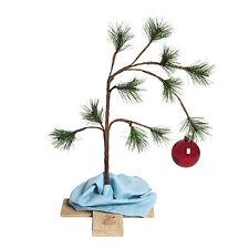 Charlie Brown Christmas Tree  +++ FREE SHIPPING! w/ Linus Blue Blanket