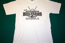 Nielsen's Billiards T-Shirt - White - X-LARGE, XL