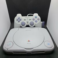 Sony PlayStation 1 One PS1 Video Game Console & Controllers Tested Working