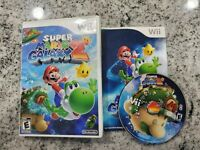 Super Mario Galaxy 2 (Nintendo Wii) Tested & Working Complete