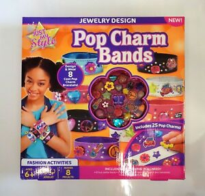 Pop Charms Bands: Design Wear 8 Cool Bracelets!