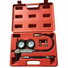 Petrol Engines Cylinder Leak Detector Tester Compression Leakage Kit Set