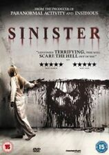 Sinister 5060116727524 With Ethan Hawke DVD Region 2