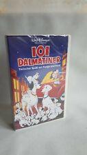 Walt Disney 101 Dalmatiner 400 01262 VHS Kassette Meisterwerk