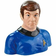 Star Trek Dr McCoy Westland Giftware Ceramic Cookie Jar in Box-Mailed from Usa