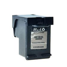 1PK 901XL Reman Black Ink Cartridge Fit For HP OfficeJet G510a Printer