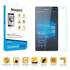 Protection d'écran en verre trempé 0,26mm slim pour Nokia Microsoft Lumia 950 XL