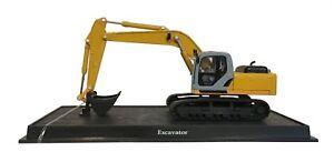 Excavator - 1:64 Construction Machine Model (Amercom MB-15)