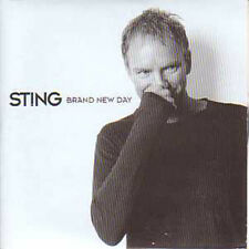 CD Single STING Brand new day 2-track CARD SLEEVE