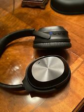 RCA H033C Active Noise Canceling Headphones, RCA Bluetooth 5.0 Overear