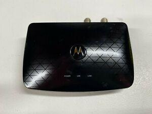 Motorola MM1000 MoCA 2.0 Bonded ethernet over coax