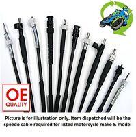 New Honda MB 50 SA 1980 (50 CC) - Hi-Quality Speedo Cable