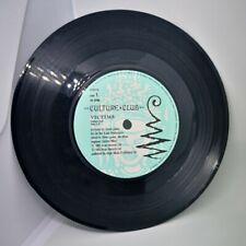 """Vinyl Record 7"""" Single - CULTURE CLUB - VICTIMS"""