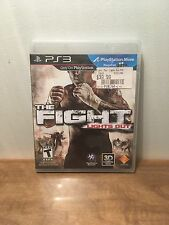 The Fight: Lights Out (Sony PlayStation 3 PS3, 2010)