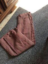 """Beau pantalon en lin de la marque """"XANDRES», taille 48 - ETAT NEUF"""