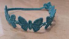 Authentic Cruciani Butterfly bracelet - Methylene Blue