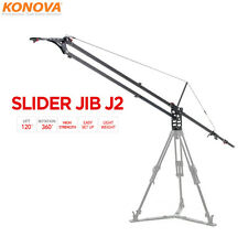 "Konova Slider Jib J2 120cm(47.2"") jib arm crane boom, camera slider attachable"
