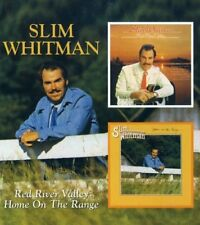 Slim Whitman - Red River Valley / Home on the Range (2008)  CD  NEW  SPEEDYPOST
