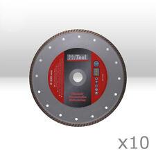 10 Stk. My Tool Diamant-Trennscheibe Diamantscheibe ø230 mm Beton