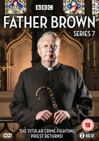 Father Brown: Series 7 DVD (2019) Mark Williams cert 12 3 discs ***NEW***